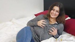 Sex after massage far beamy Arab teen